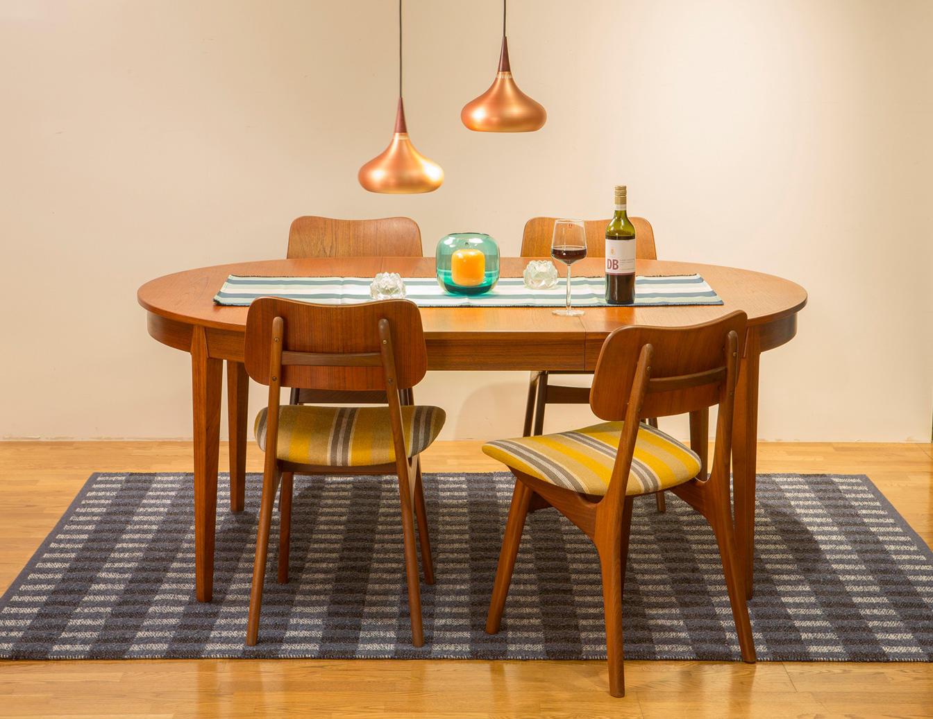 日本の住まいに調和する、北欧ヴィンテージ家具