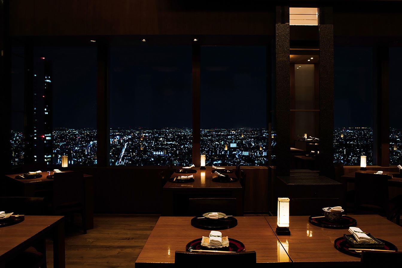 パーク ハイアット 東京で過ごす