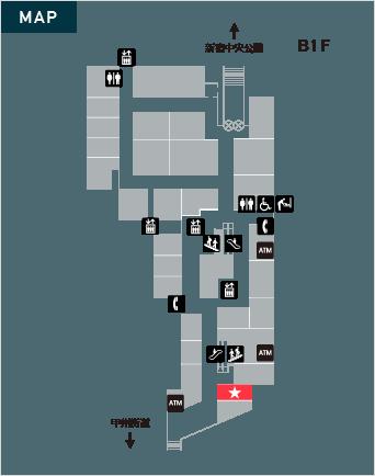プラスワン 新宿パークタワー店のイメージ