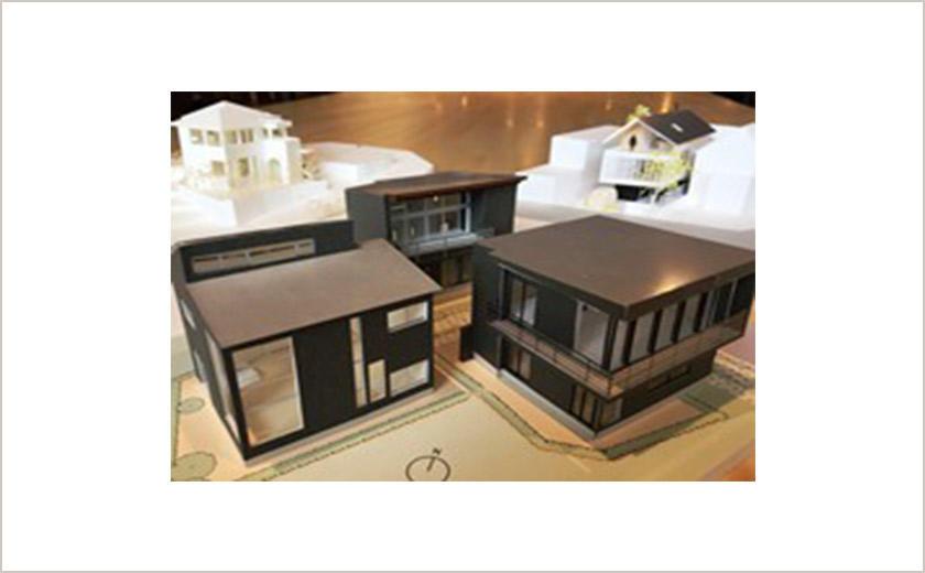 ぐるぐるのぞく住宅模型展<br />ー建築家の家づくりー