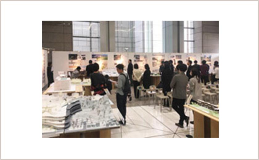 東洋大学理工学部建築学科 2017年度卒業設計展