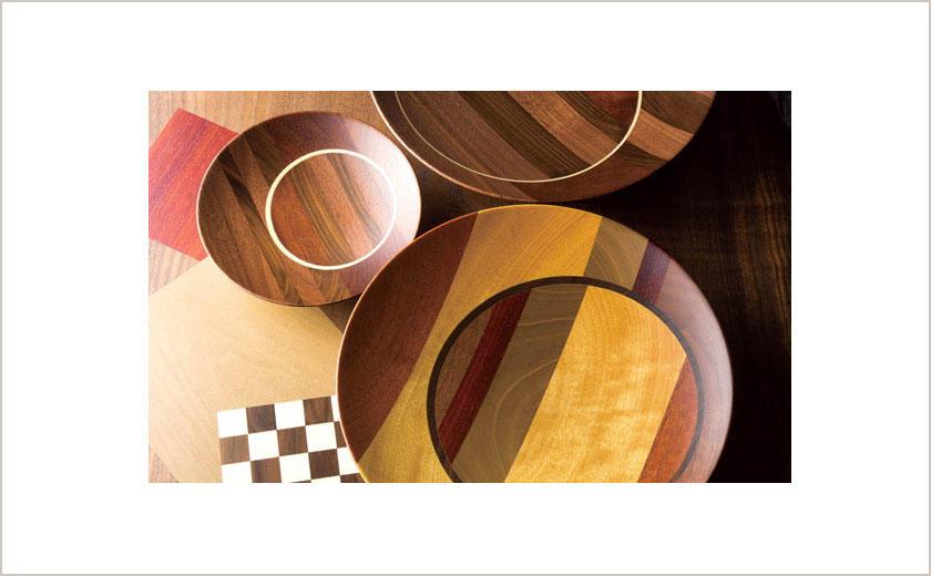 「木のものづくり探訪 </br>― 関東の木工家20人の仕事」展