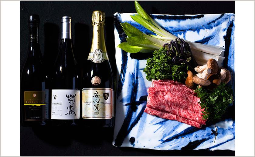 梢 マスターズ オブ フード&ワイン 2019<br />日本ワインと春の滋味 ~ 九州産スペシャルセレクション