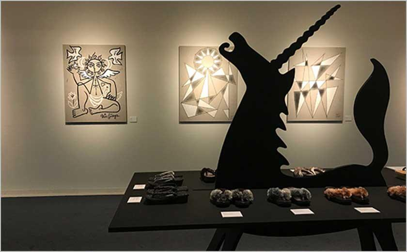 第38回茨城県伝統工芸品展「BARADEN」