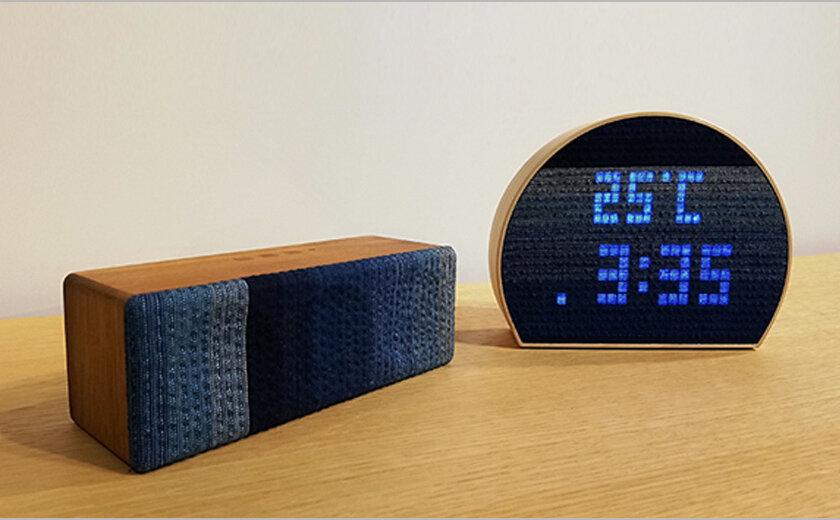 blue²@Tokushima LED∝藍 企画展示<br />徳島の技術「木工」