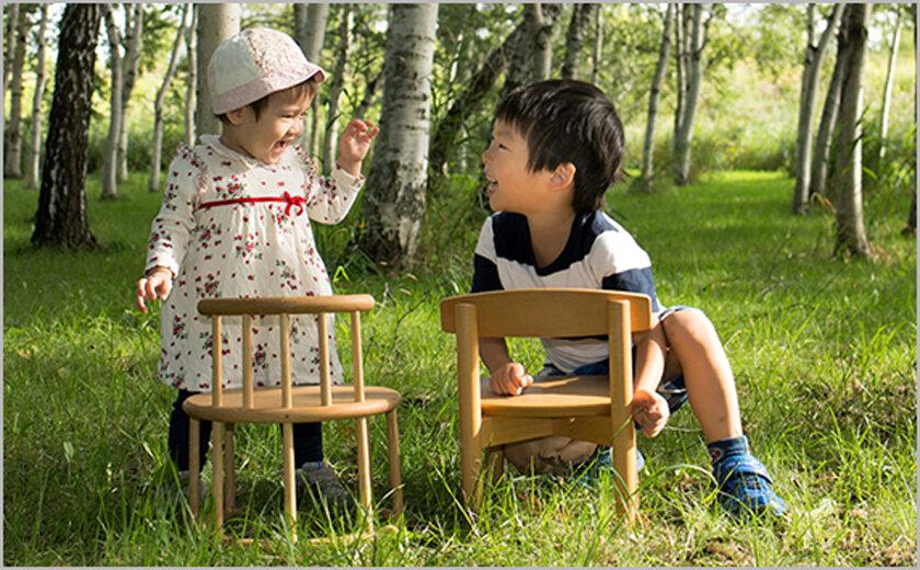 生まれてくれてありがとう<br />「君の椅子」15年Anniversary展