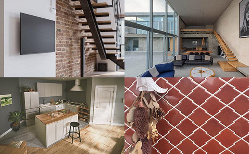 建材・家具・住宅設備の新作<br />メーカーのメッセージと共に紹介<br />OZONE新作展示2020